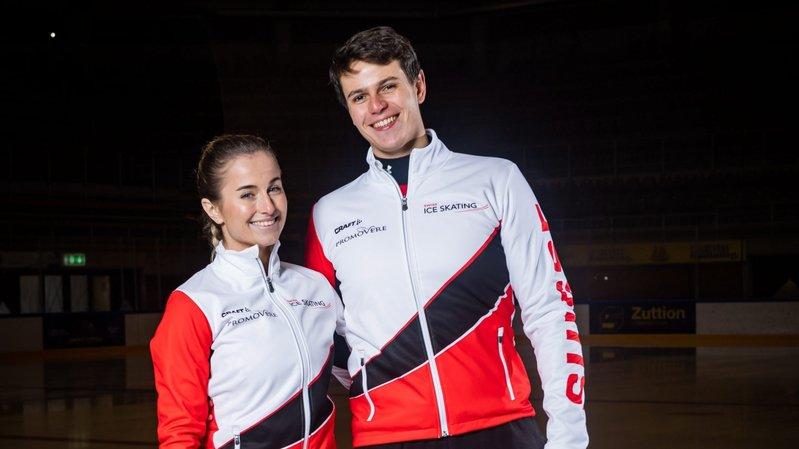 Couple neuchâtelois heureux à Bienne