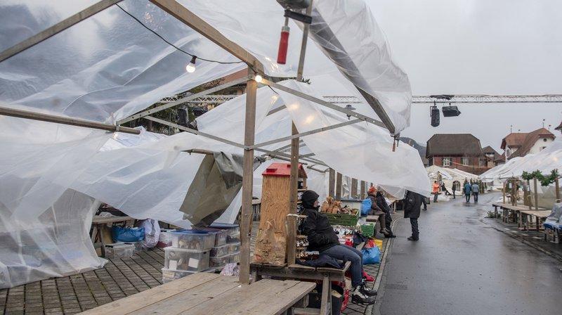 Météo: des vents tempétueux ont balayé la Suisse, avec des rafales de 110 km/h sur le Plateau et le Jura