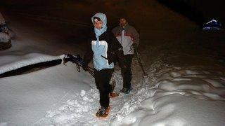 Un guide emmènera des amateurs de balades nocturnes sur les hauteurs du Val-de-Travers