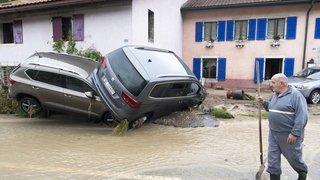 Des dons pour les sinistrés de Val-de-Ruz avant Noël