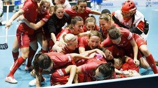 Miracle au Littoral: les Suissesses réalisent une incroyable remontée et se qualifient pour la finale de leur Mondial!