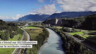 Un milliard de francs pour sécuriser le Rhône