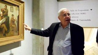 Chefs-d'oeuvre de la peinture suisse présentés chez Gianadda