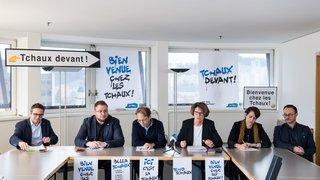 La Chaux-de-Fonds: une blague à 90000 balles
