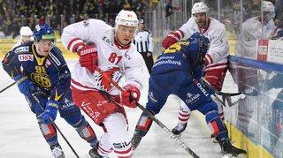 Hockey – National League: Gottéron, Lausanne et Genève s'inclinent