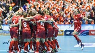 Mondiaux d'unihockey féminin: les Suissesses contre les Tchèques en demi-finale