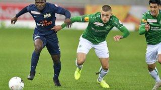 Super League: Saint-Gall s'incline face à Zurich, Servette gagne encore une fois