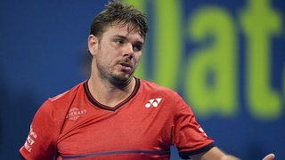 Tennis – Tournoi de Doha: pas de finale pour Wawrinka