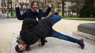 Neuchâtel: David Charles et Alexandre Traube font chanter les particules élémentaires