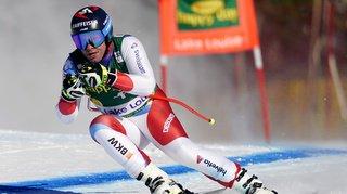 Ski alpin: Beat Feuz remporte la descente de Beaver Creek