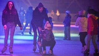 La soirée Fun on Ice au Locle a attiré 200 personnes