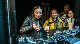 Nouvel An au Bikini Test à La Chaux-de-Fonds