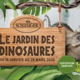 Le Jardin des Dinosaures chez Schilliger