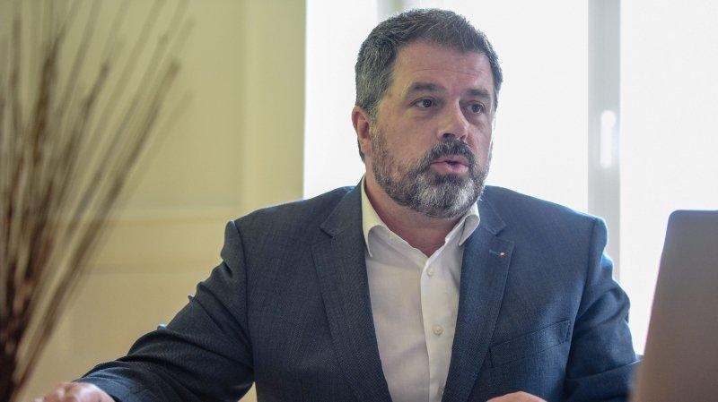 Christian Reber, nouveau chancelier de Val-de-Travers