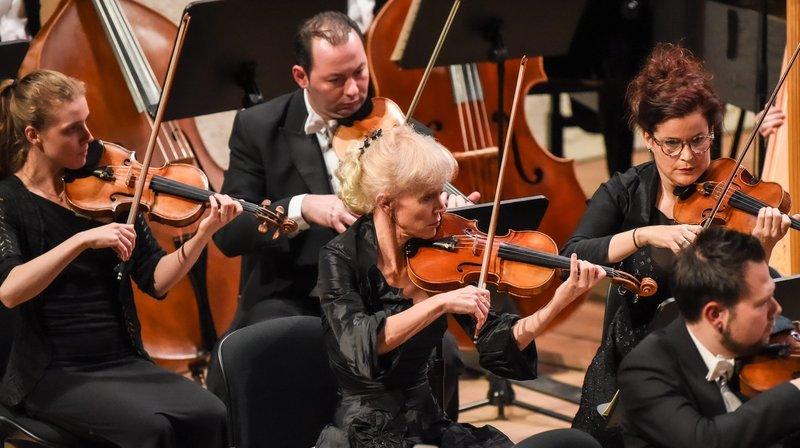 La Chaux-de-Fonds: l'Ensemble symphonique Neuchâtel fait la part belle à la musique viennoise