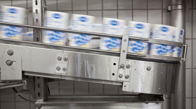 Le lait neuchâtelois: de l'étable à l'assiette