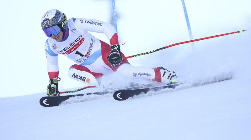 Ski alpin – Géant de Sestrières: Wendy Holdener placée, Federica Brignone en tête de la première manche
