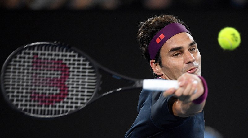 Tennis – Open d'Australie: Federer domine le Serbe Krajinovic et file en 16es de finale