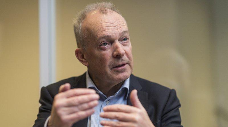 WEF 2020: le patron de Swisscom appelle la politique à s'engager pour la 5G