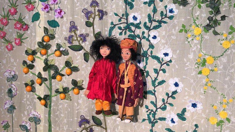 Théâtre: les marionnettes de Brigitte Shah permettent d'aborder des thématiques très actuelles