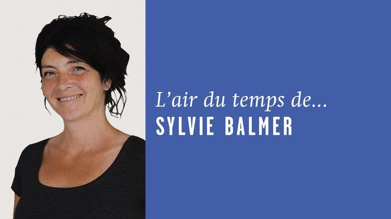 «Cynisme et pragmatisme», l'air du temps de Sylvie Balmer