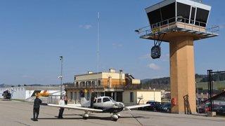 La Chaux-de-Fonds: l'inquiétude monte d'un cran à l'aéroport des Eplatures
