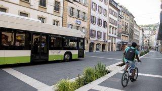 Neuchâtel: une personne dans un état critique après une chute