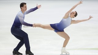 Le couple neuchâtelois s'améliore sans se qualifier