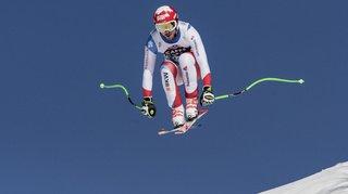 Ski alpin: Carlo Janka 4e au 1er entraînement de la descente de Kitzbühel