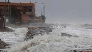 Espagne: la tempête Gloria fait 3 morts et prive 200'000 élèves de classe