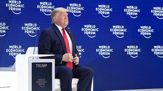 WEF 2020: Donald Trump salue un «boom économique» et maintient la pression sur Pékin