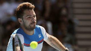 Tennis – Open d'Australie: Wawrinka lâche un set contre Dzumhur mais se hisse au 2e tour