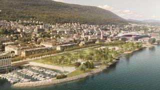 Neuchâtel: enfin le bon projet pour les Jeunes-Rives?